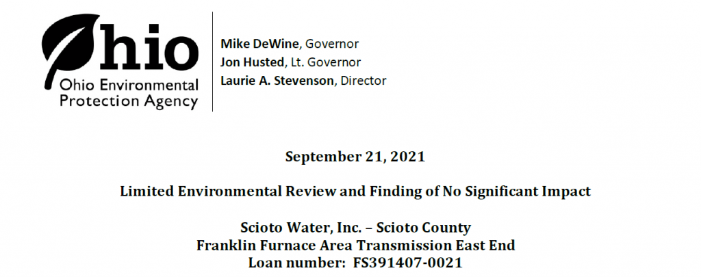 Limited Environmental Review